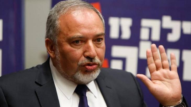 ليبرمان ينوي ترشيح نفسه لرئاسة الوزراء بإسرائيل