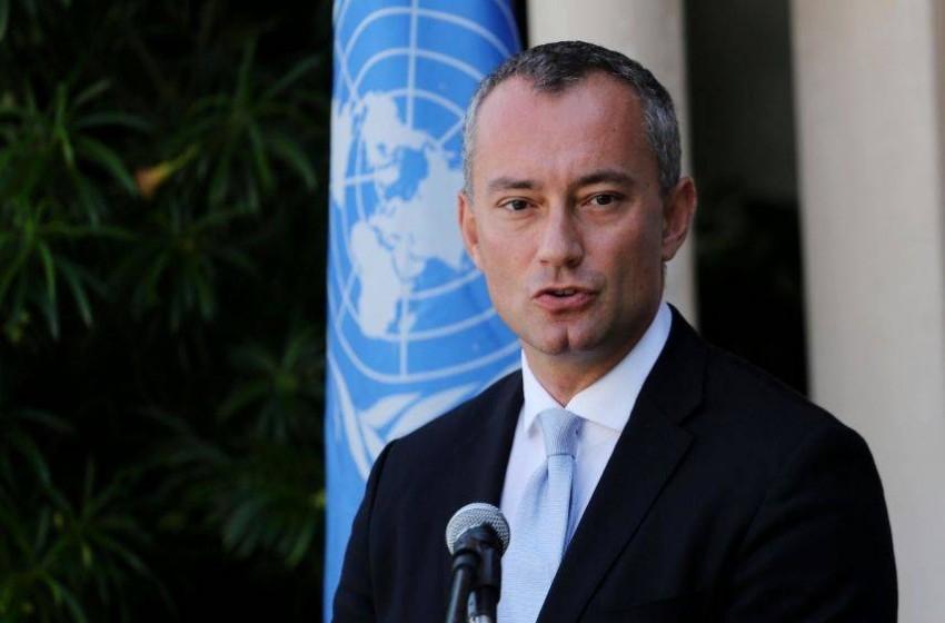 ميلادينوف: ضم إسرائيل لوادي الأردن سيوجه ضربة للسلام