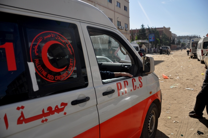 5 إصابات في حادث سير قرب نابلس