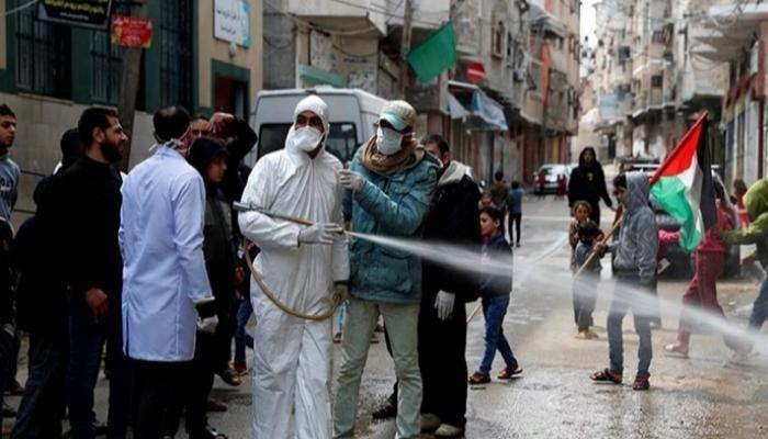 20 وفاة و578 إصابة جديدة بفيروس كورونا في فلسطين