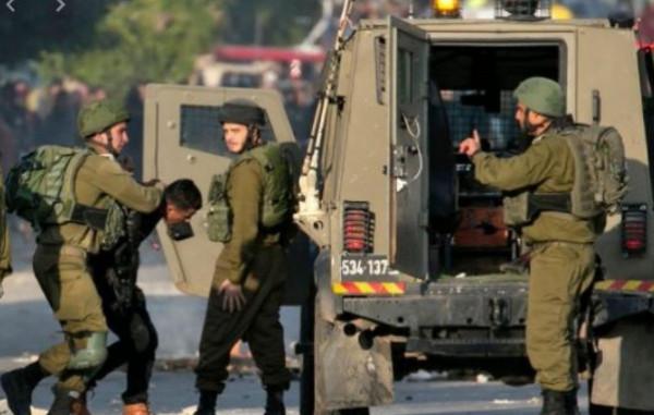 مواجهات واعتقالات باقتحام واسع لرام الله
