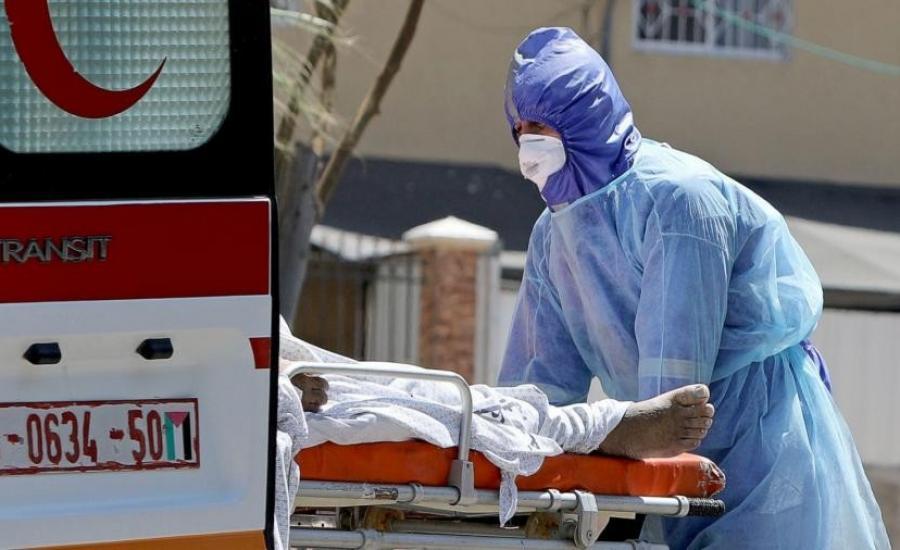 10 وفيات و497 اصابة جديدة بكورونا في فلسطين