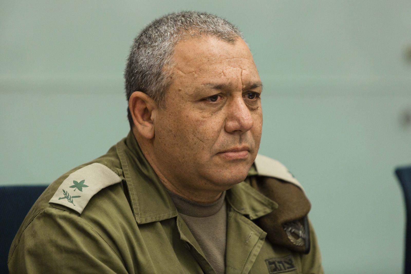 قائد الجيش الإسرائيلي يُهدد نصر الله