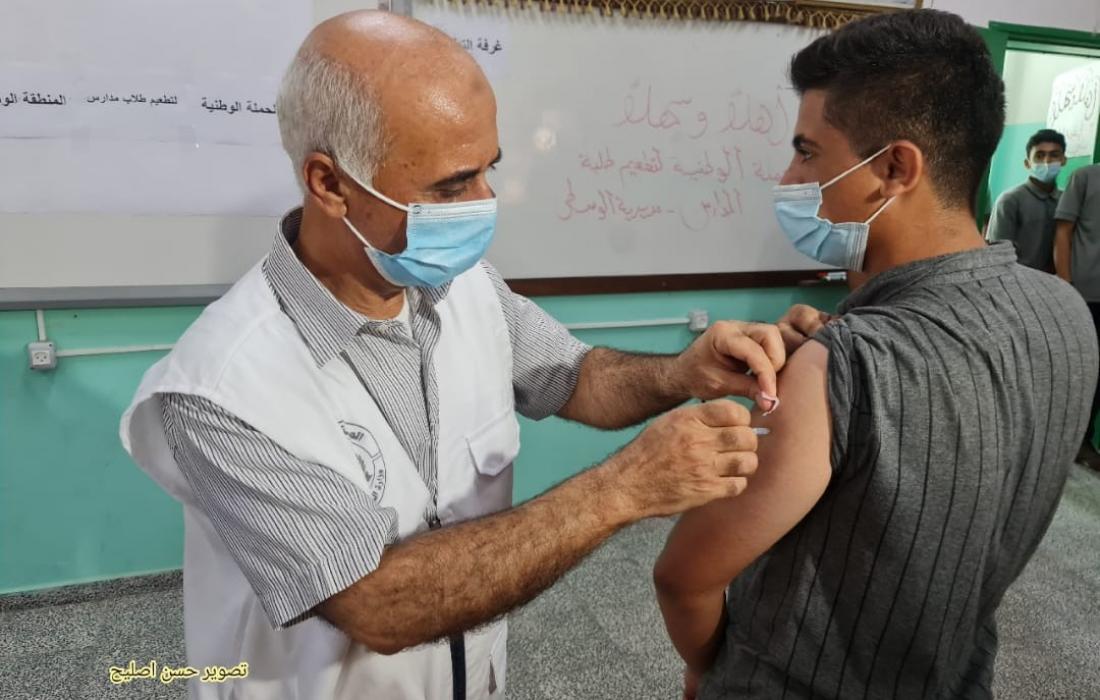 كورونا في غزة: 8 حالات وفاة و(879) إصابة جديدة خلال 24 ساعة