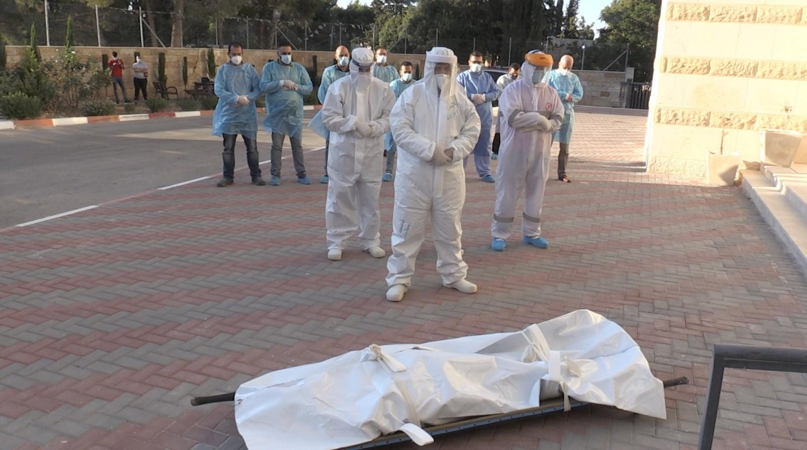 الصحة: حالتا وفاة بفيروس كورونا في الخليل