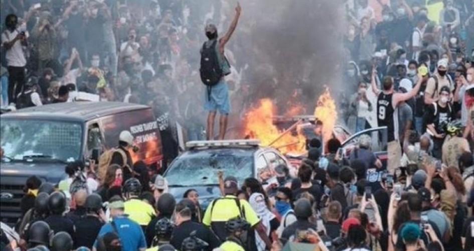 تصاعد التوتر في أمريكا: الاحتجاجات تشتد ونقل ترامب لمخبأ سري