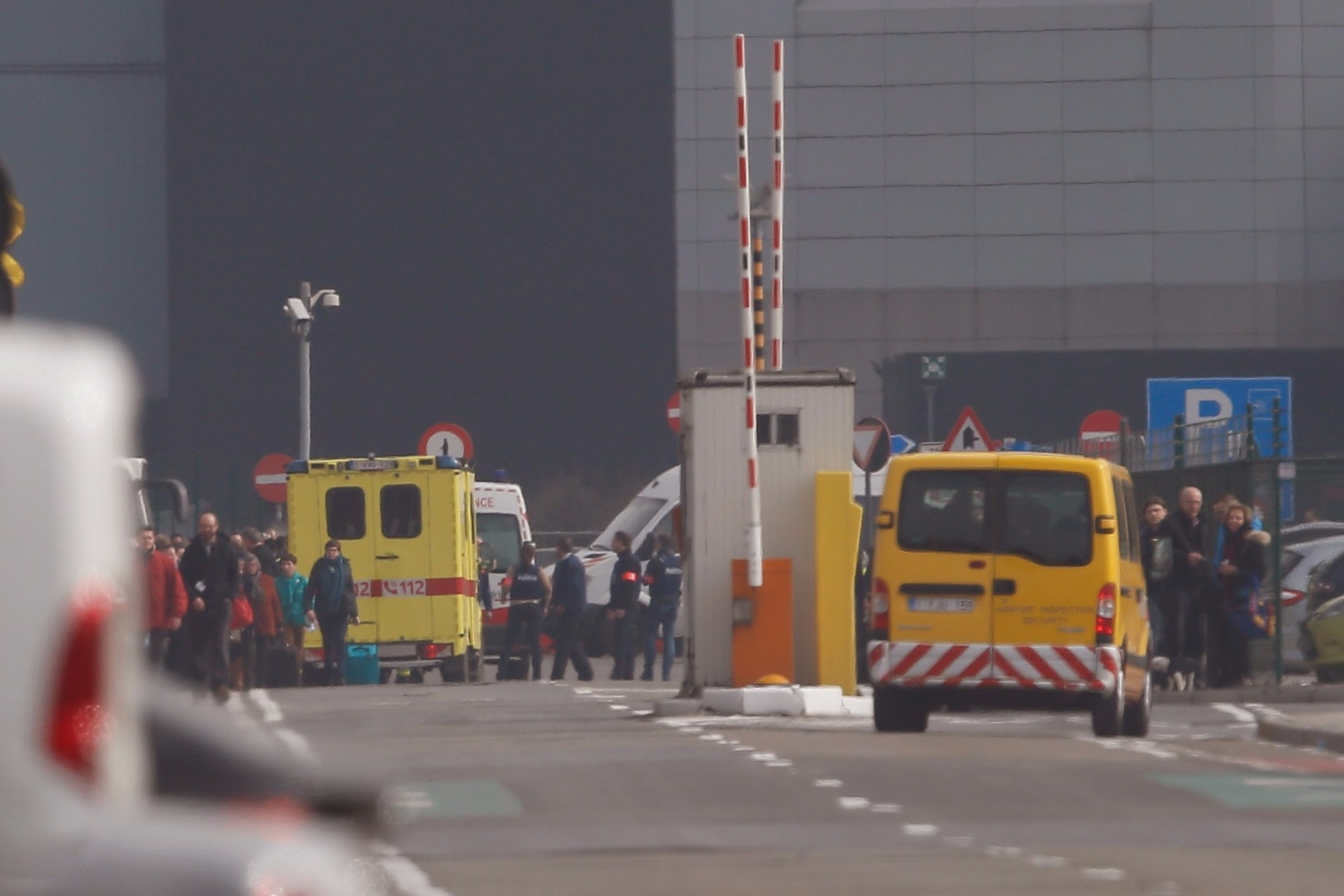 أحد انتحاريي مطار بروكسل عمل فيه 5 سنوات