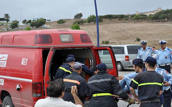المغرب: مصرع 8 أشخاص وإصابة 30 آخرين في حادث سير