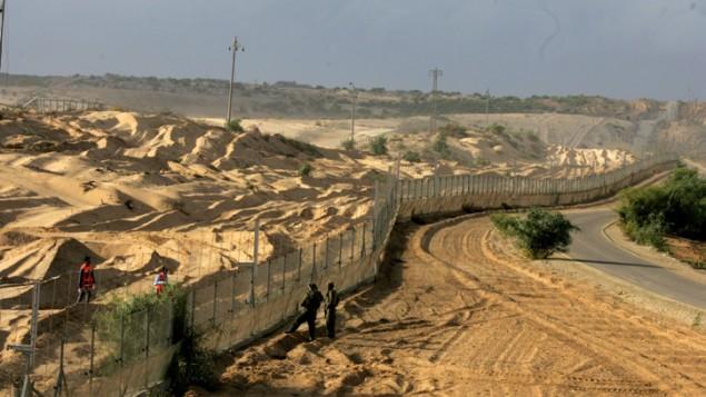 آخر الخطط الإسرائيلية: جدار إسمنتي بعمق عشرات الأمتار حول غزة