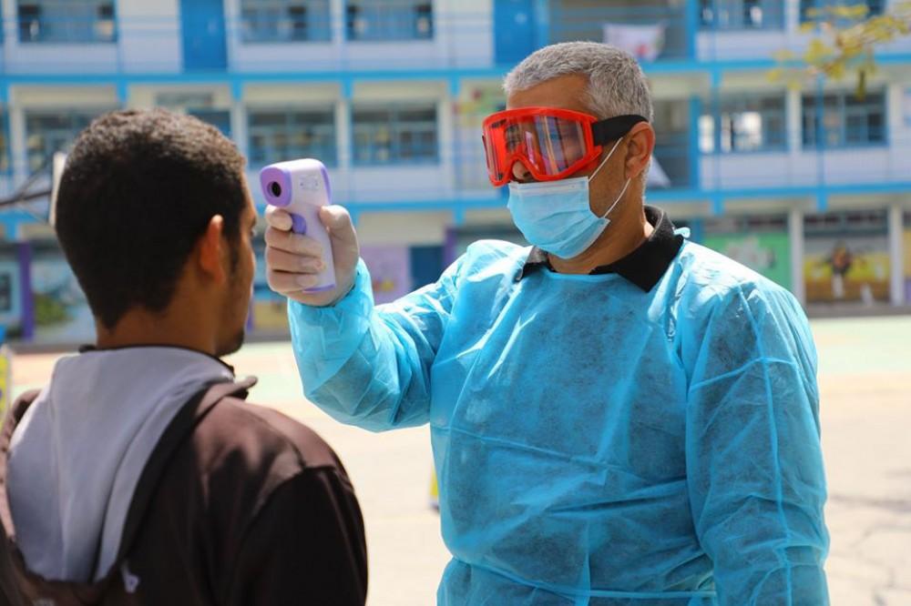 لصحة : الوضع الوبائي في غزة كارثي ووفاة شاب دون أي أمراض مقلق