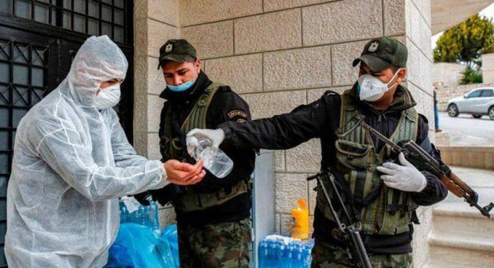 262 إصابة جديدة بفيروس كورونا في فلسطين