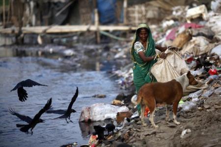 المياه الملوثة