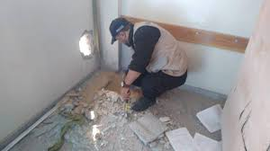 صاروخ إسرائيلي استهدف مدرسة لأونروا غرب غزة