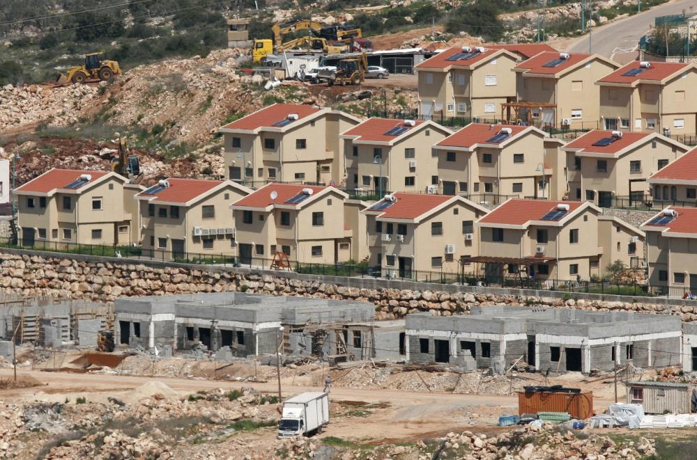 مصادقة إسرائيلية على بناء 4300 وحدة استيطانية بالضفة والقدس