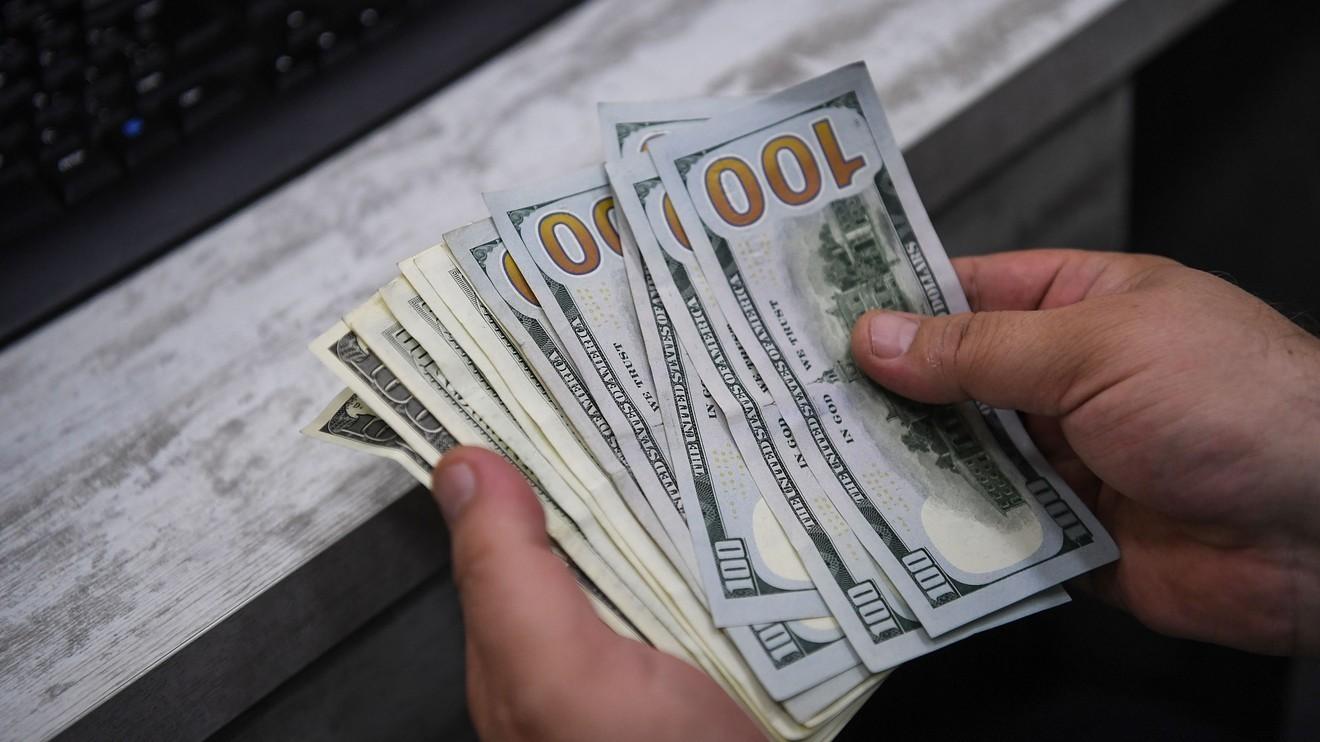 الدولار ينخفض مقابل الشيقل اليوم السبت 20/6/2020