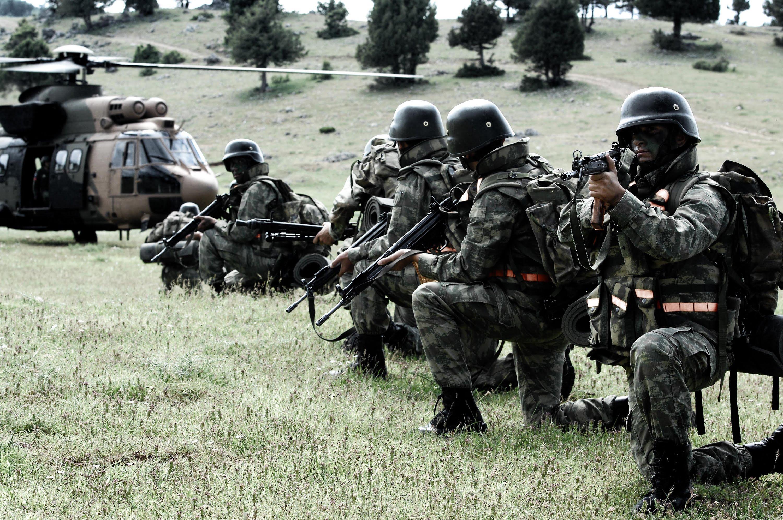 الجيش التركي الأول إقليميًا يليه الإسرائيلي فالمصري