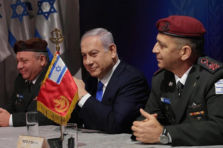 كوخافي: قوة ردع الجيش الإسرائيلي تتعاظم نتيجة العمليات السرية