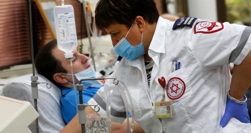 الصحّة الإسرائيلية: 780 مصابًا جديدًا بكورونا أمس الإثنين