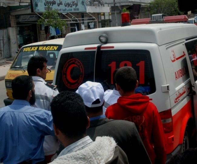استشهاد مواطنة برصاص الاحتلال في منطقة الجبريات قرب جنين