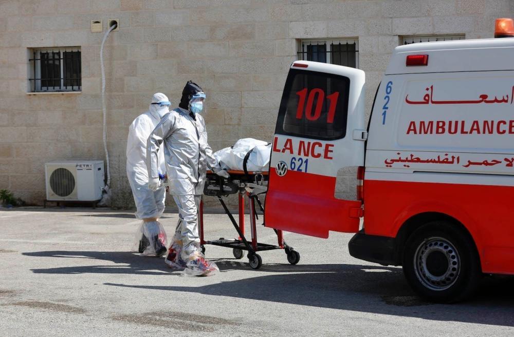 11 وفاة و565 إصابة جديدة بكورونا في الضفة وغزة