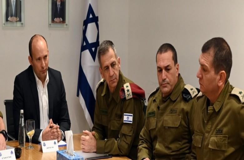 """الجيش الإسرائيلي يكشف اليوم عن خطة كوخافي """"تنوفا"""""""