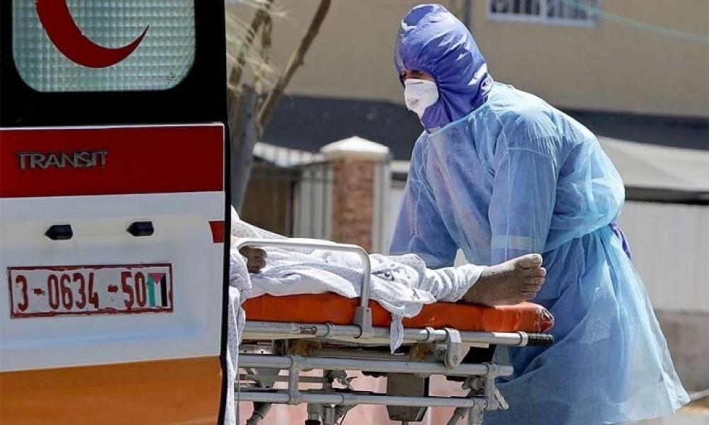 6 وفيات و156 إصابة جديدة بكورونا بالضفة وغزة