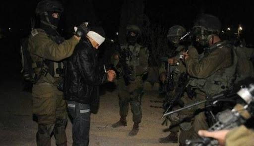 الاحتلال يشن حملة اعتقالات طالت القيادي بحماس رأفت ناصيف