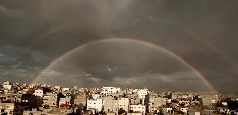 تعرف على طقس فلسطين خلال الأسبوع المقبل