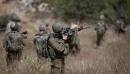 تدريبات جيش الاحتلال تتسبب بحريق هائل في الأغوار