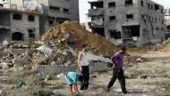 دمار غزة