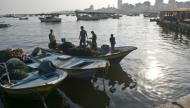 صيادو غزة
