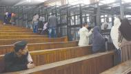 محاكمة مرسي