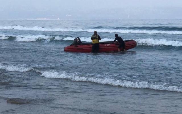 مصرع طفل ووالده من الناصرة غرقا في بحر عكا