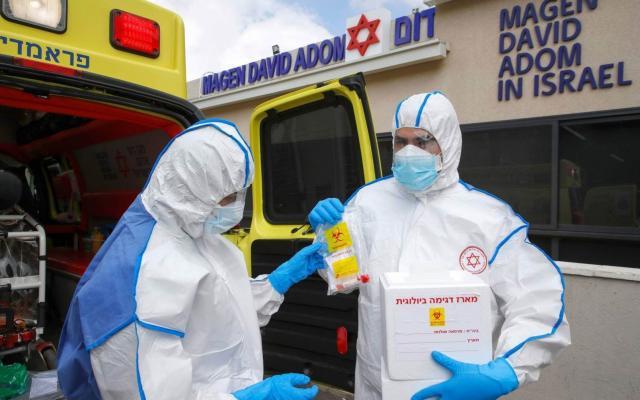 أكثر من 1500 إصابة جديدة بالكورونا في إسرائيل