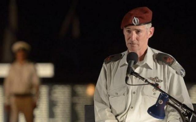 غولان يحذر من تصعيد مع حماس بسبب أزمة كورونا