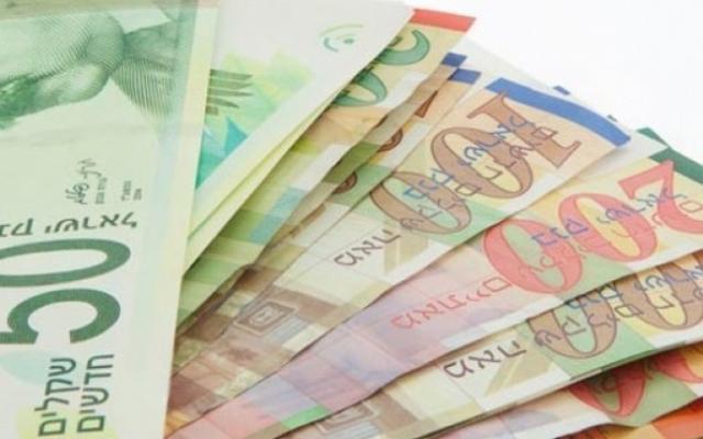 سعر صرف الدولار مقابل الشيكل 30/7/2020
