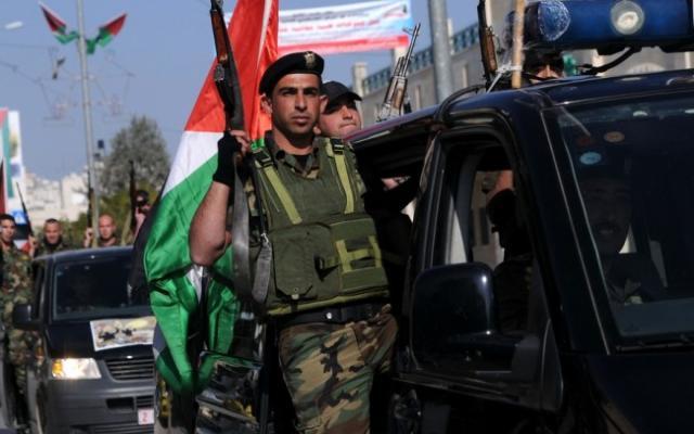 إصابة عنصر أمن برصاص مسلحين في بلاطة