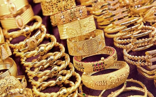 تراجع سعر الذهب