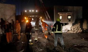 5 مسؤولين إماراتيين بين ضحايا تفجير قندهار
