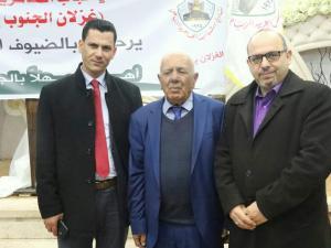 بنك القدس يقدم دعمه لنادي شباب الظاهرية