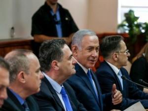 الكابينت يجتمع اليوم لمناقشة تفاهمات التهدئة مع حماس