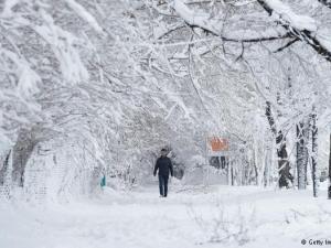 تساقط الثلوج بكثافة يقتل نحو 100 شخص في أفغانستان وباكستان