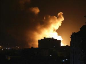 شهيدان وإصابات بقصف منزل بالشجاعية شرق غزة