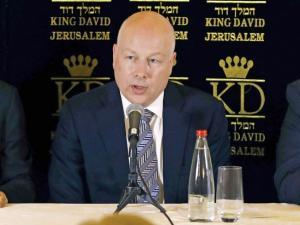 """صحيفة """"اسرائيل اليوم"""" تكشف عن موعد استقالة غرينبلات"""