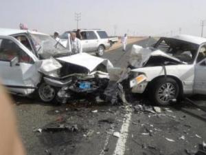 مصرع مواطن وزوجته ونجله من جنين جراء حادث سير في الأردن