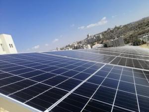 """مجموعة بنك فلسطين وشركة نابكو لصناعة الألمنيوم والبروفيلات يعلنان إئتلافهما في تأسيس شركة """"قدرة"""" لحلول الطاقة النظيفة"""
