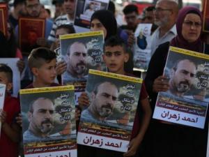 أطبّاء الاحتلال: خطر حقيقي على حياة الأسير زهران