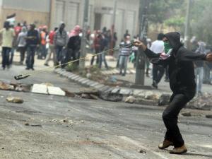 إصابة مواطن بالرصاص الحي خلال مواجهات مع الاحتلال في رام الله