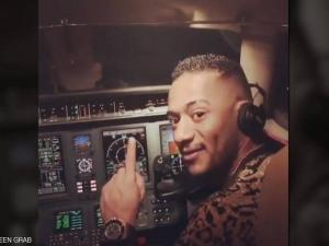 """مصر.. الحكم بحبس محمد رمضان في قضية """"فيديو الطائرة"""""""