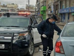 """الأردن يبدأ """"حظر التجول الشامل"""" لمواجهة كورونا"""